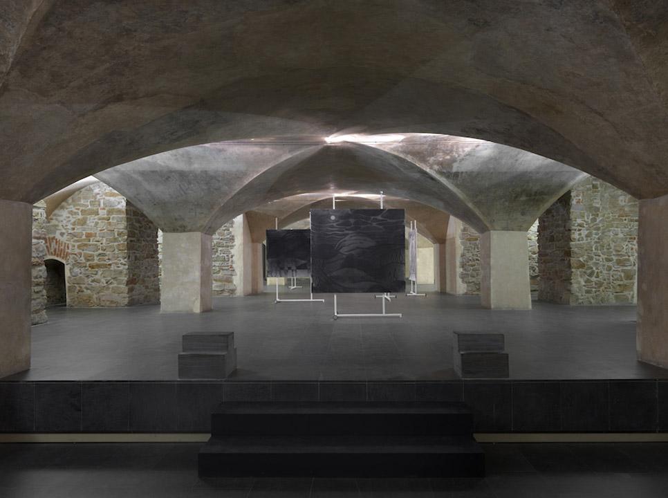 Mostra delle opere di Silke Otto-Knapp al Museo Marino Marini 2014