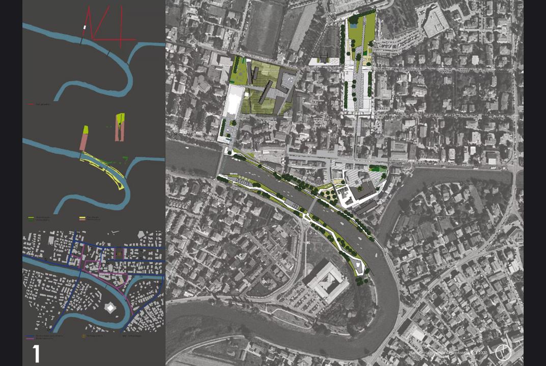 Concorso di idee per la riqualificazione e valorizzazione degli spazi pubblici del centro storico di Jesolo nel 2010